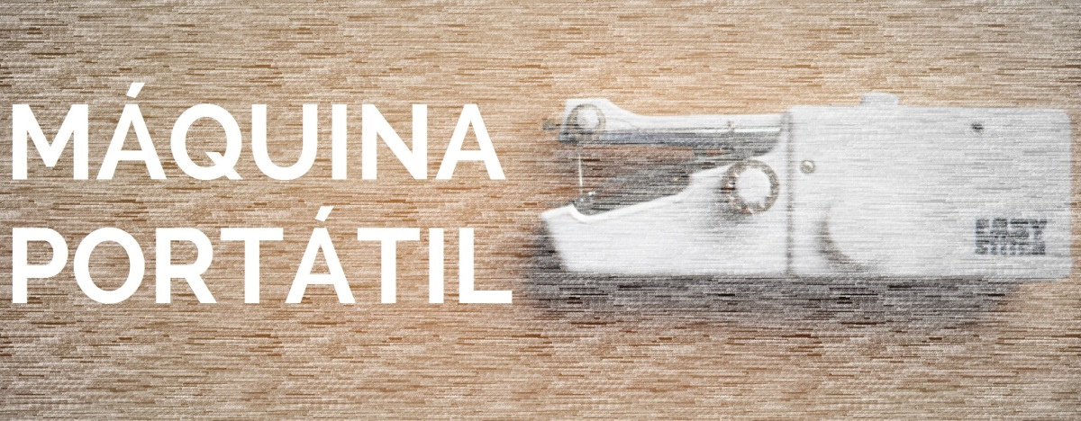 Máquina de costura manual portátil: pra que serve e como funciona